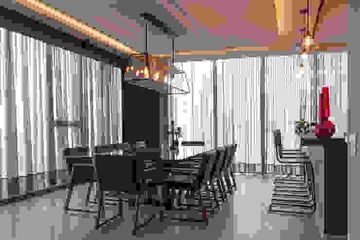 Departamento CM de kababie arquitectos Moderno