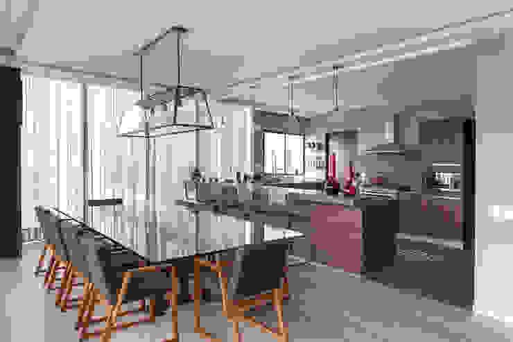 kababie arquitectos Dining roomAccessories & decoration