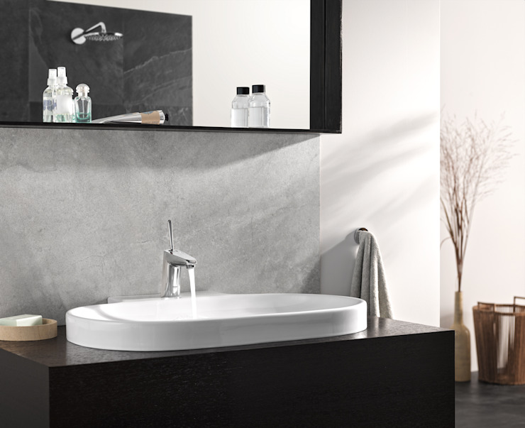 Grohe Nederland BV 現代浴室設計點子、靈感&圖片