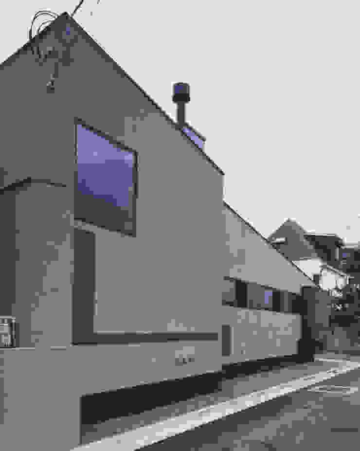 外観2 北欧風 家 の 矩須雅建築研究所 北欧
