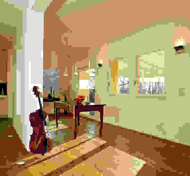 Proxima: quando design e tecnologia si incontrano Finestre & Porte in stile moderno di Impronta Moderno