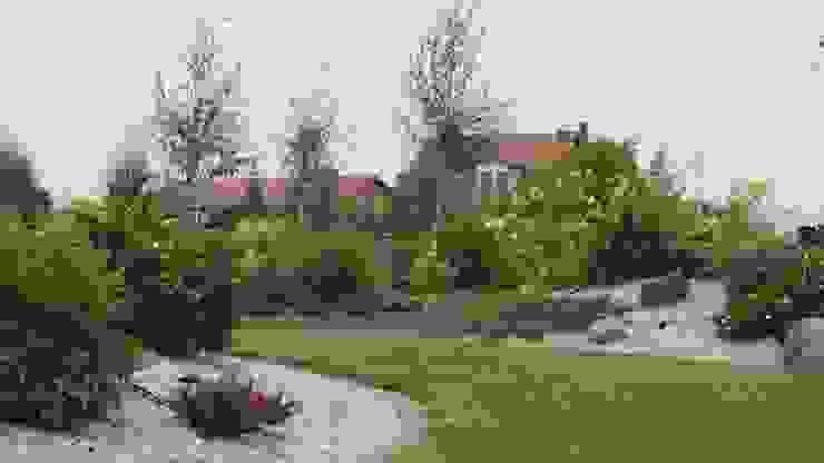 Ogród krajobrazowy w Starych Kupiskach od archiDENA architektura krajobrazu