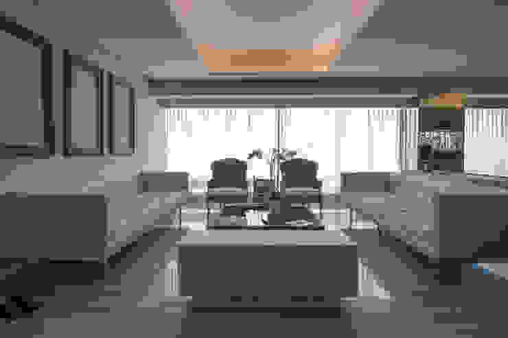Departamento Club de Golf de kababie arquitectos Moderno