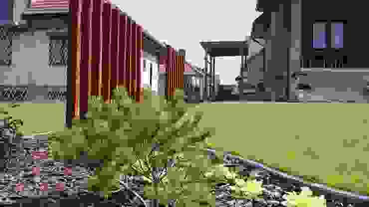 Ogród przydomowy od archiDENA architektura krajobrazu