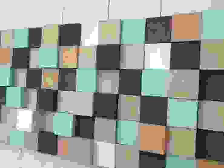 Ozdoby ścienne od DrewnianaŚciana Minimalistyczny