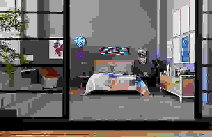 Obraz drewniany: styl , w kategorii  zaprojektowany przez DrewnianaŚciana,Nowoczesny