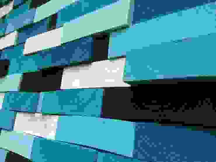 Ozdoby ścienne od DrewnianaŚciana Nowoczesny