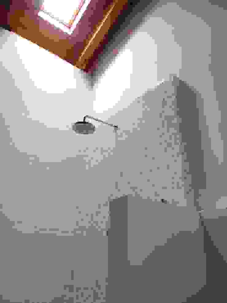Luxury Sustainable Home | Santa Ana Costa Rica Aroma Italiano Eco Design Minimalist style bathroom