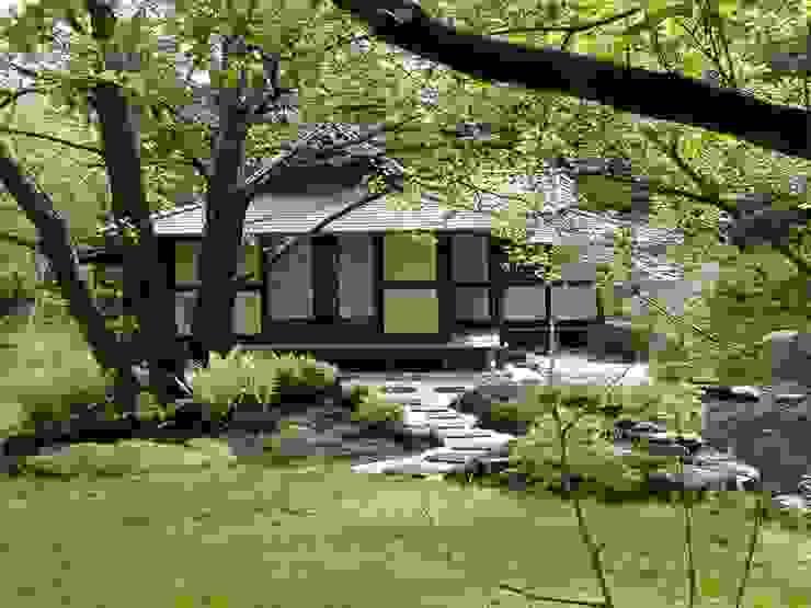Asian style houses by japan-garten-kultur Asian