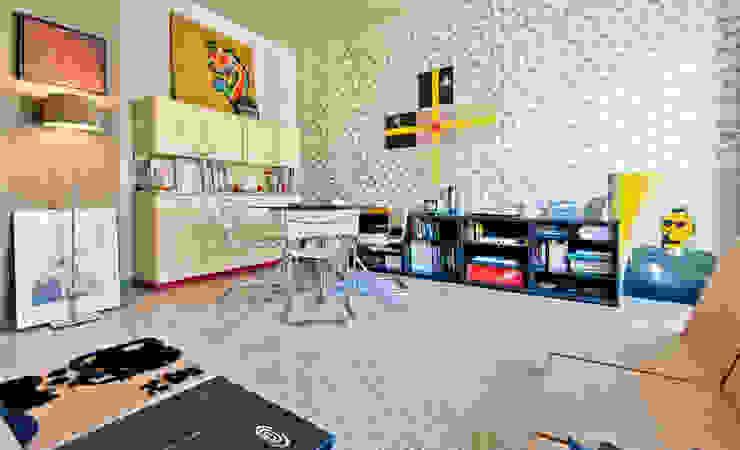 Spaghetticreative Moderne Wohnzimmer