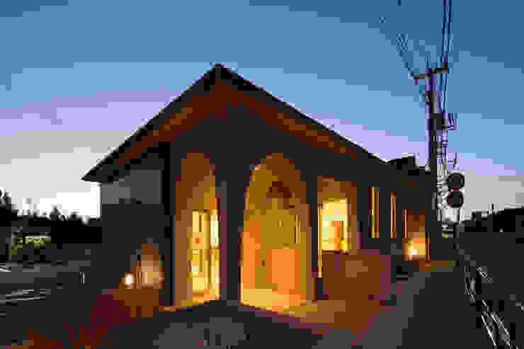 外観4 オリジナルな 家 の 矩須雅建築研究所 オリジナル