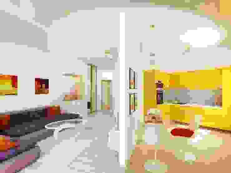 Dekor Ustam Modern style kitchen