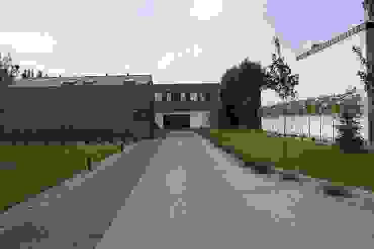 Dom ZESTAWNA Industrialne domy od REFORM Konrad Grodziński Industrialny