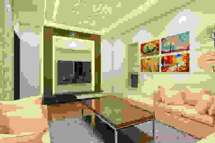 Residential project by interior designer saykaran jangid chennai: asian  by abc interiors india,Asian