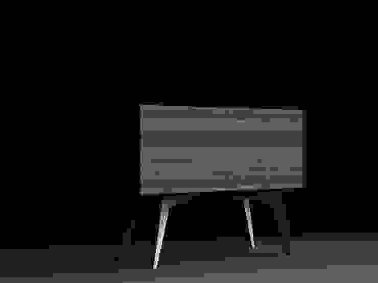 Iwona Kosicka Design Sala de estarArmários e arrumação
