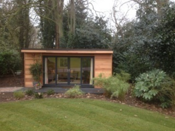 The Crusoe Classic by Crusoe Garden Rooms Limited