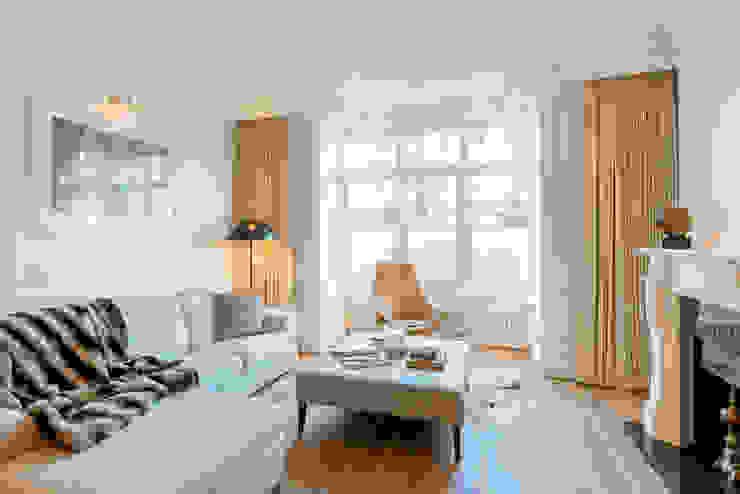 Claremont Road Moderne Wohnzimmer von Will Eckersley Modern