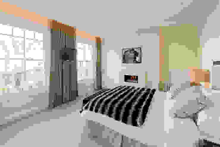 Claremont Road Moderne Schlafzimmer von Will Eckersley Modern