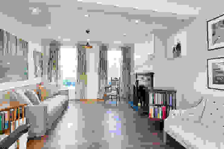 Arlington Road Modern living room by Will Eckersley Modern