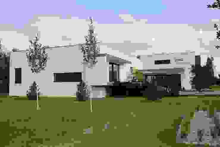 Dom ZESTAWNA Nowoczesne domy od REFORM Konrad Grodziński Nowoczesny