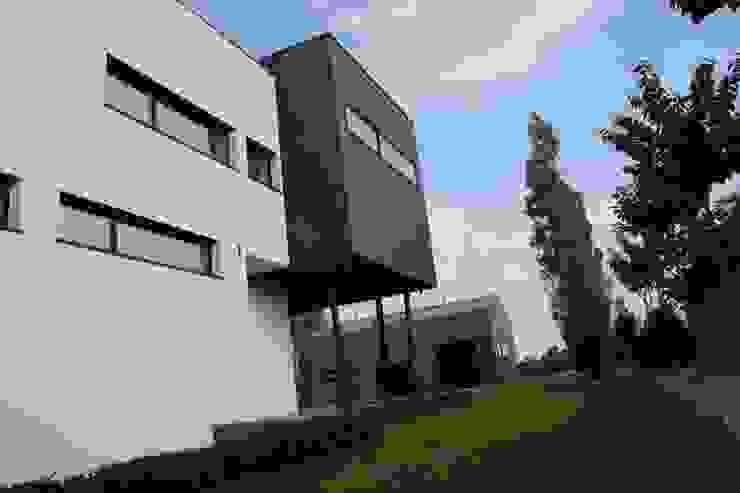 Dom ZESTAWNA Minimalistyczne domy od REFORM Konrad Grodziński Minimalistyczny