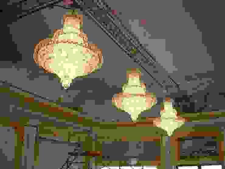Lámparas Especiales Hoteles de estilo clásico de Bimaxlight Clásico