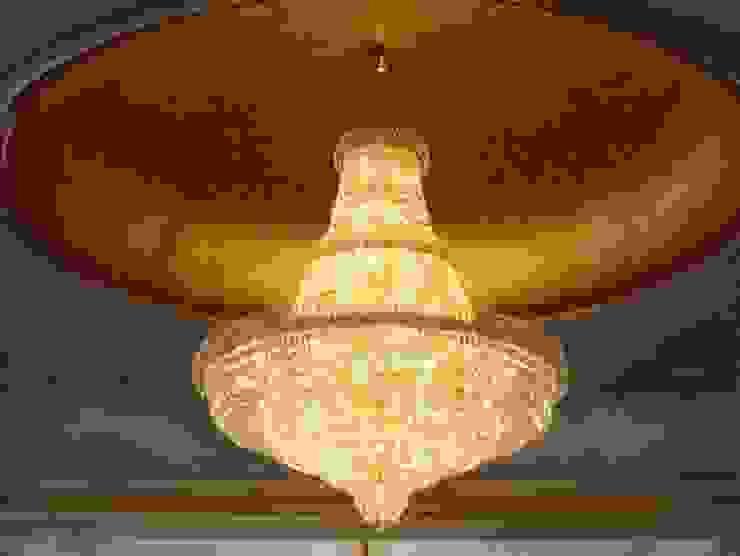 Lámpara de cristal a medida Hoteles de estilo clásico de Bimaxlight Clásico