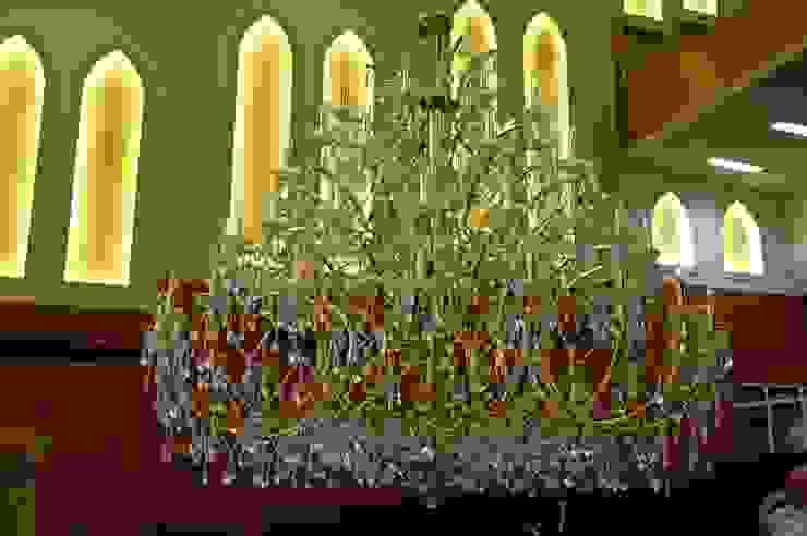 Gran Lámpara para templo religioso Palacios de congresos de estilo clásico de Bimaxlight Clásico