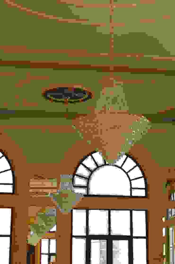 Lámparas de cristal especiales a medida Salones de eventos de estilo clásico de Bimaxlight Clásico