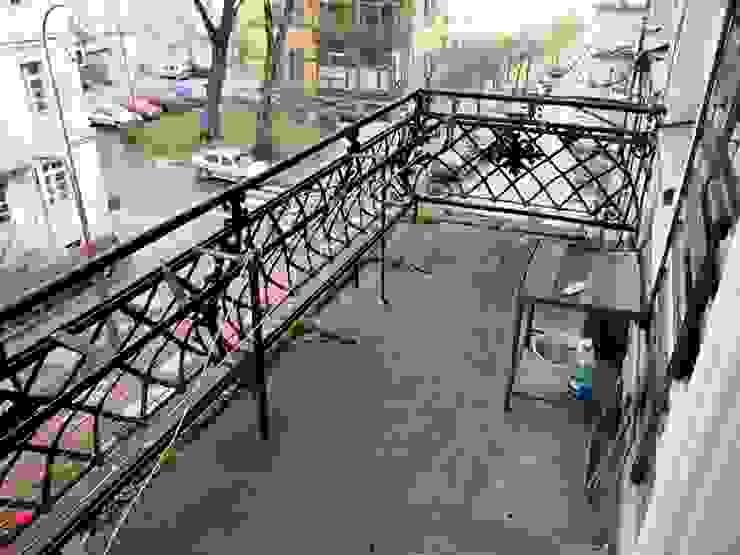 Metamorfoza balkonu od Decolatorium