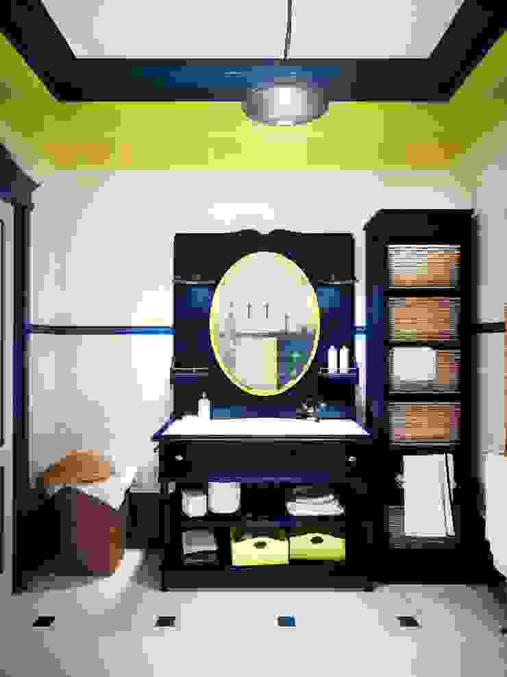 Яркая ванная Винный погреб в классическом стиле от Настасья Евглевская Классический