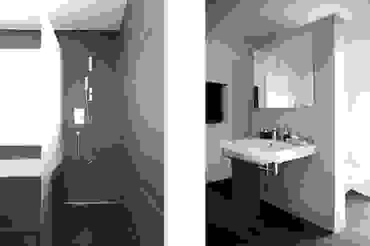 Modern bathroom by skizzenROLLE Modern