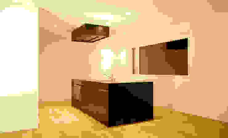 Marc Saladin Architekten GmbH Kitchen
