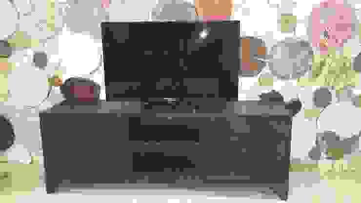 METAL TV ALTI parissem mobilya Endüstriyel
