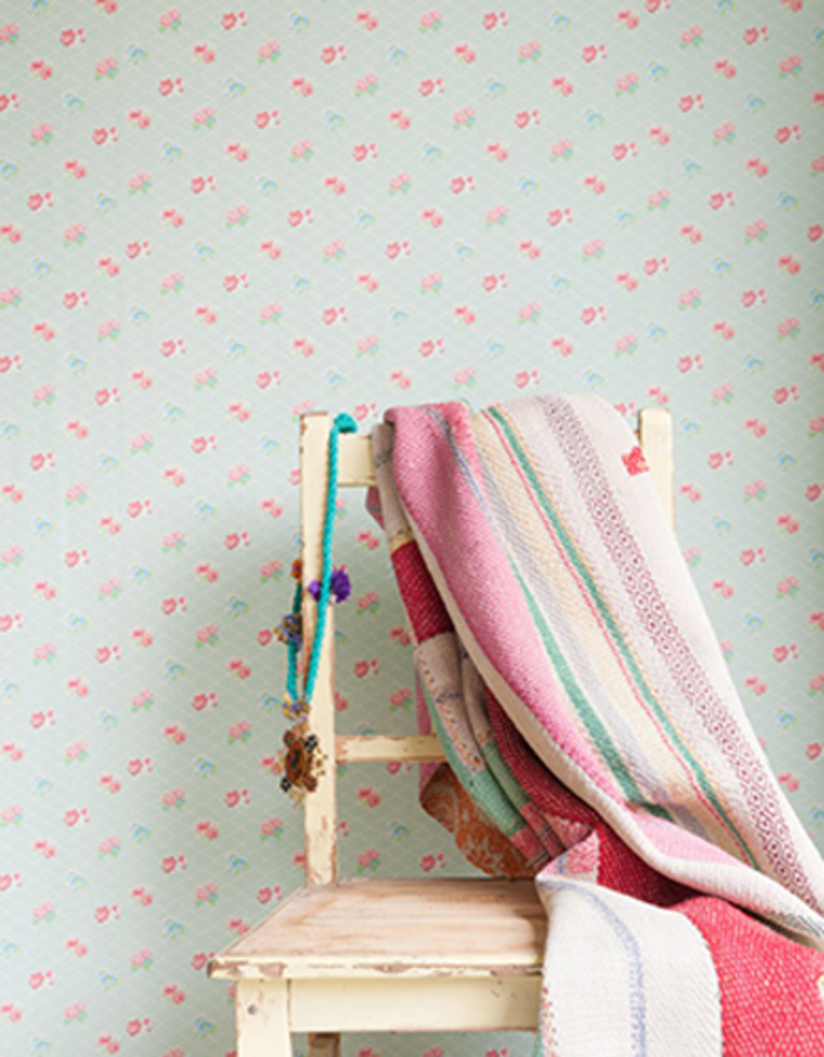 Field of Flowers Wallpaper ref 3900036 Paper Moon Walls & flooringWallpaper