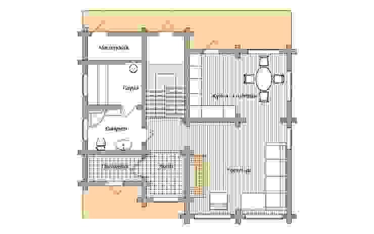 План 1 этажа от Ирина Шаманова