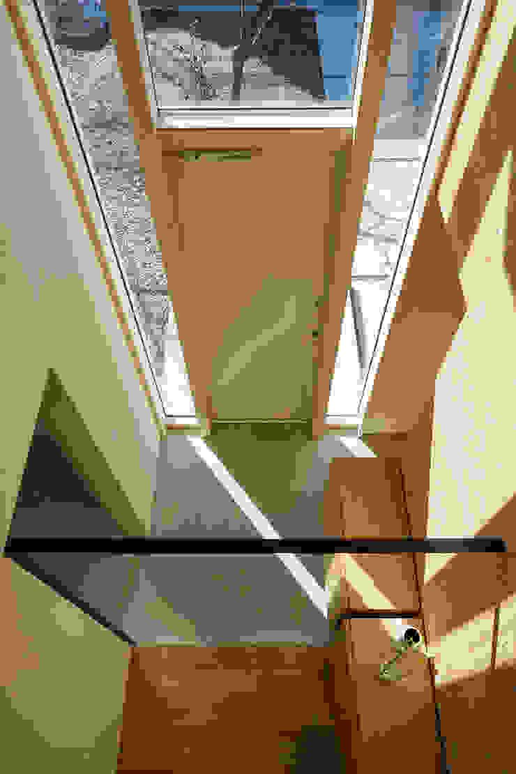 南常三島のいえ モダンスタイルの 玄関&廊下&階段 の CALL SPACE DESIGN モダン