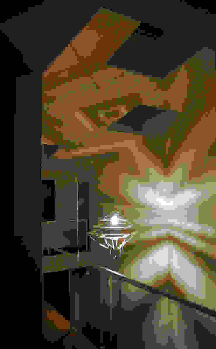 北前川のいえ オリジナルスタイルの 玄関&廊下&階段 の CALL SPACE DESIGN オリジナル