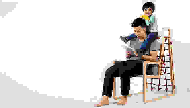 Habitaciones infantiles de estilo  por 김재욱