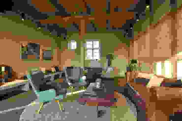 Lounge Moderne Veranstaltungsorte von homify Modern