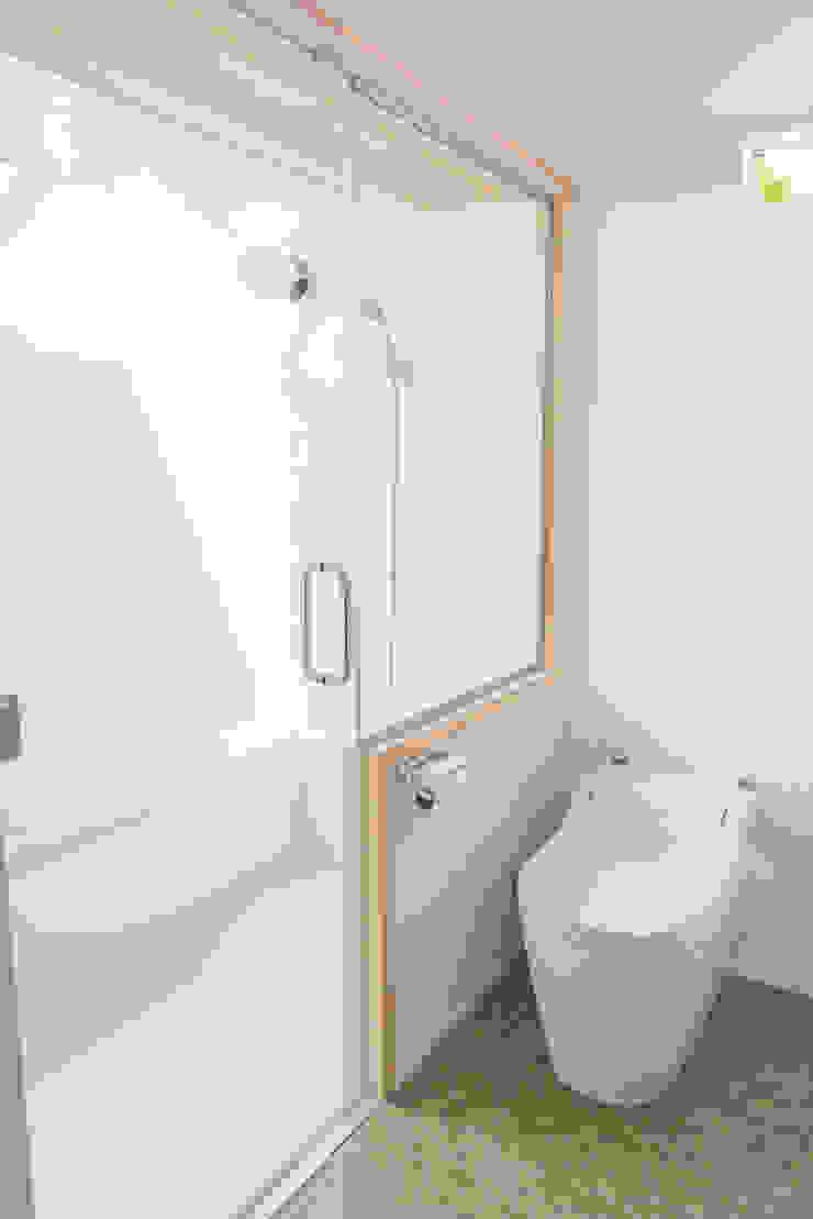 吉祥寺のS邸 ラスティックスタイルの お風呂・バスルーム の VOLO ラスティック
