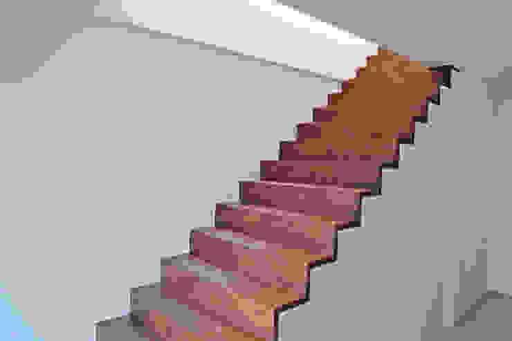 Modern Corridor, Hallway and Staircase by Tim Diekhans Architektur Modern