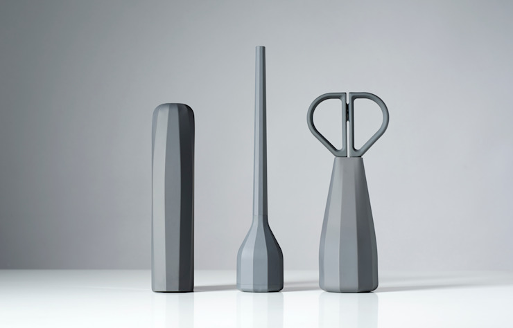 BABYLON stationery for LEXON Samuel Wilkinson studio Living roomAccessories & decoration