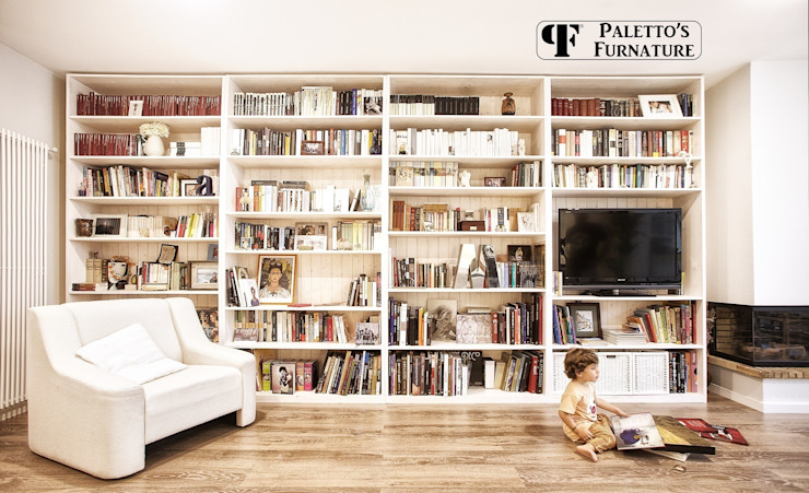 Paletto's Furnature Study/officeCupboards & shelving
