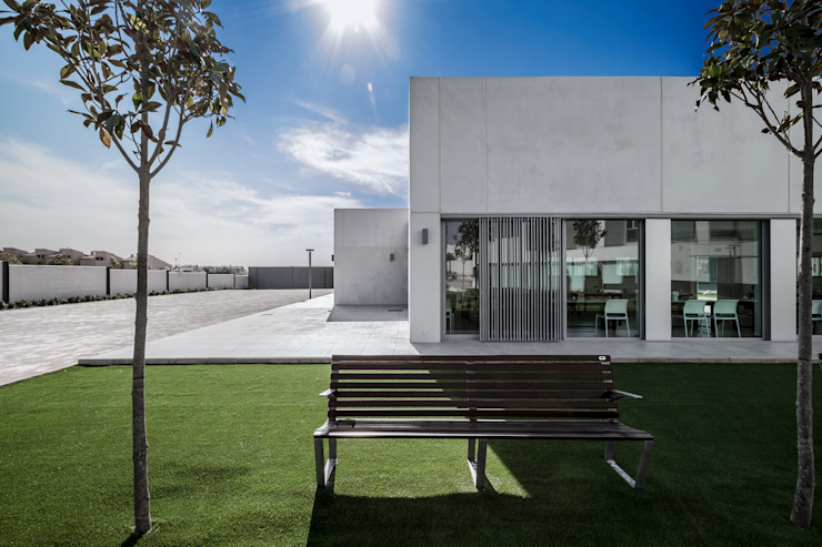 Houses by Hernández Arquitectos, Modern