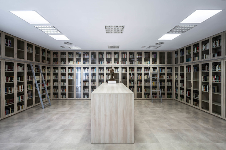 ทันสมัย  โดย Hernández Arquitectos, โมเดิร์น