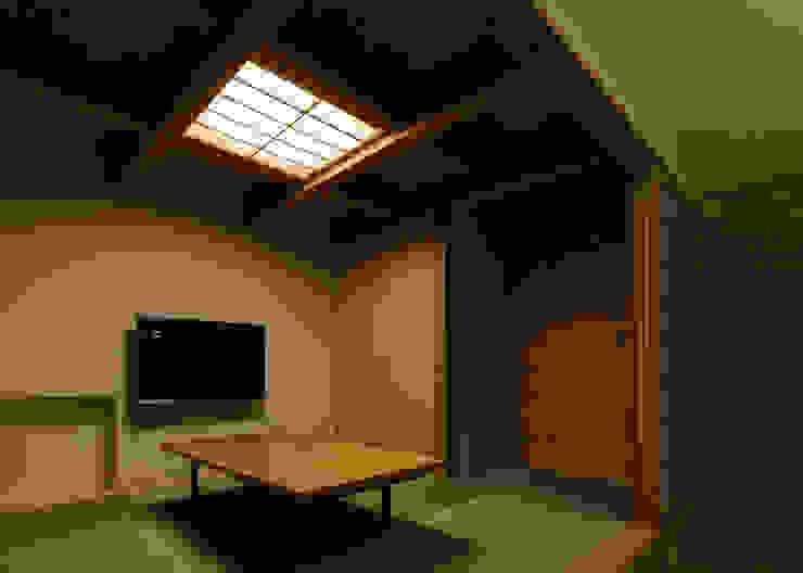 和室4.5帖 オリジナルデザインの ダイニング の 有島忠男設計工房 オリジナル