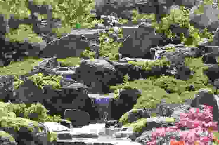 Azjatycki ogród od japan-garten-kultur Azjatycki