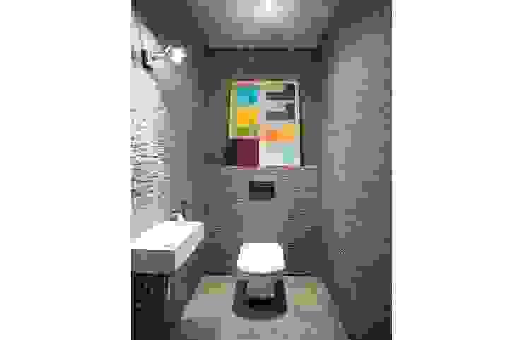 WILANÓW Nowoczesna łazienka od INSPACE Nowoczesny