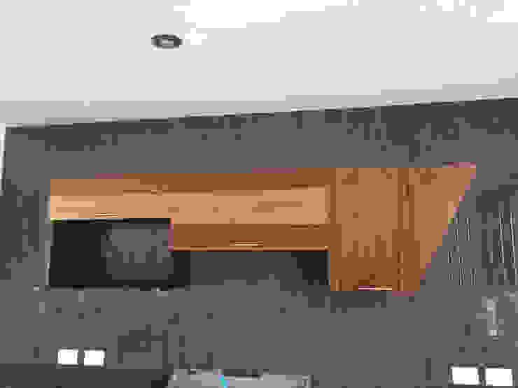 Diseño Cocinas modernas de DODA Arquitectura + Diseño Moderno
